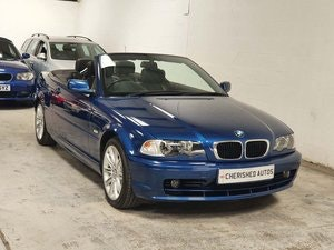 Picture of 2003 BMW 3 Series Convertible - GENIUNE 72,000 MILES*STUNNING CAR For Sale