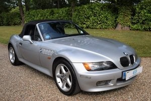 Picture of 1999 BMW Z3 1.9i Roadster 5-Speed Manual  SOLD