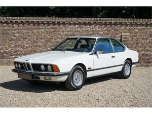 Picture of 1984 BMW 633 CSI only 41000 kms, very original example, very clea For Sale