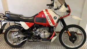 Picture of 1989 BMW r100 GS paris dakar SOLD