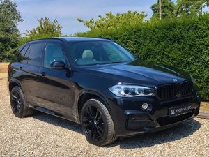 Picture of 2015 BMW X5 M50d **2 Owners, FBMWSH, Panoramic Roof, 7 Seater** For Sale