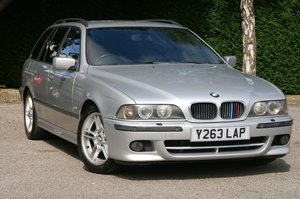 Picture of 2001 BMW 530i Sport Touring Manual SOLD