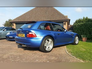 1999 BMW Z3M Coupe Individual For Sale (picture 2 of 12)