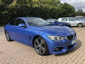Picture of 2015 (65)  BMW 420d [190] M-SPORT COUPE (PROFESSIONAL MEDIA) For Sale
