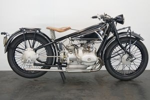 Picture of BMW R47 1928 500cc 2 cyl ohv For Sale