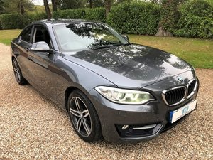 Picture of 2014 BMW 220d Sport 181bhp Coupe 6-Speed Manual SOLD
