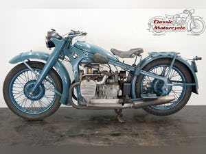 BMW R12 1939 750cc 2 cyl sv For Sale (picture 2 of 6)