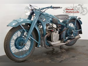 BMW R12 1939 750cc 2 cyl sv For Sale (picture 3 of 6)
