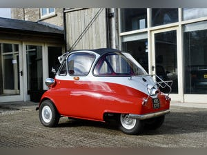 1952 BMW ISSETA 300CC Fully restored For Sale (picture 3 of 6)