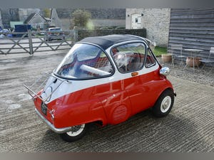 1952 BMW ISSETA 300CC Fully restored For Sale (picture 4 of 6)