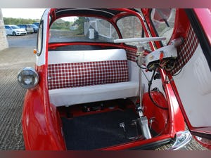 1952 BMW ISSETA 300CC Fully restored For Sale (picture 5 of 6)