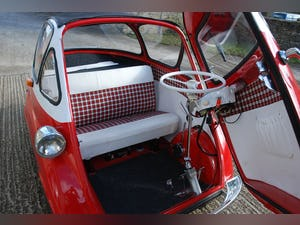 1952 BMW ISSETA 300CC Fully restored For Sale (picture 6 of 6)