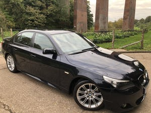 2006 *Now Sold* BMW 525i Sport   Genuine 85,000 Miles   FSH   For Sale (picture 1 of 6)