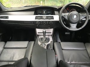 2006 *Now Sold* BMW 525i Sport   Genuine 85,000 Miles   FSH   For Sale (picture 5 of 6)