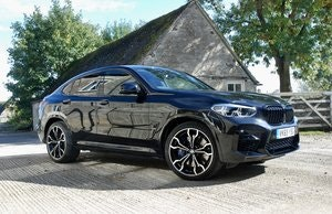 Picture of 2019 BMW X4 M Competion  For Sale