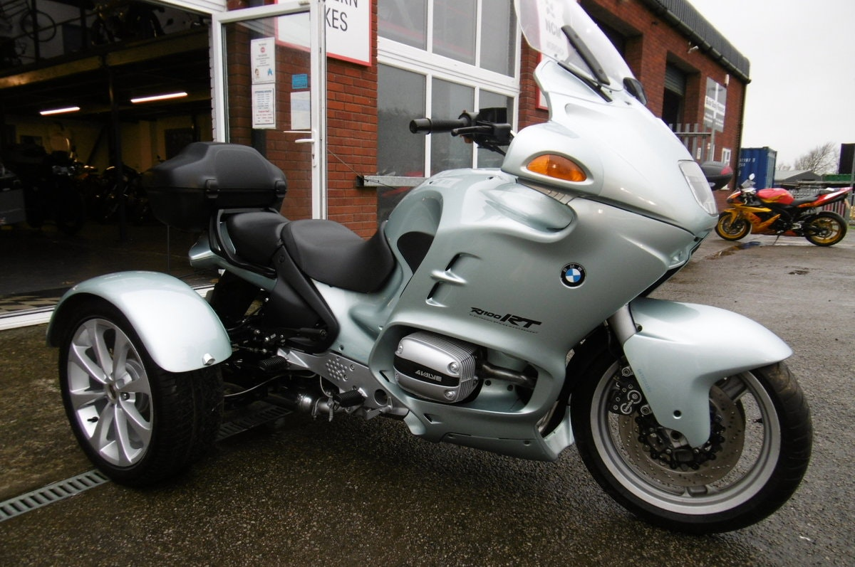 1997 BMW TRIKE Perfect engineering / ltd slip diff Stunning For Sale (picture 1 of 6)