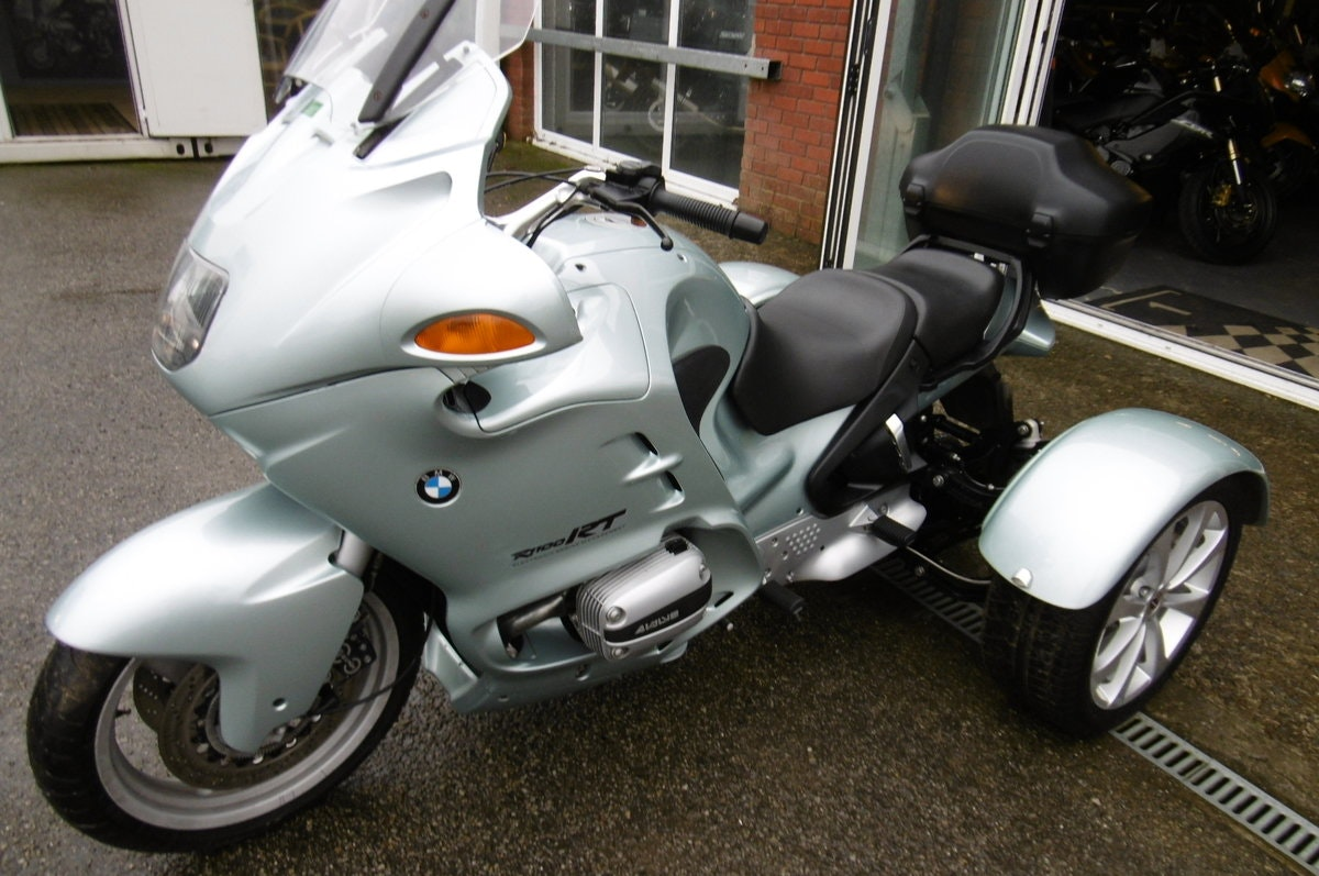1997 BMW TRIKE Perfect engineering / ltd slip diff Stunning For Sale (picture 4 of 6)
