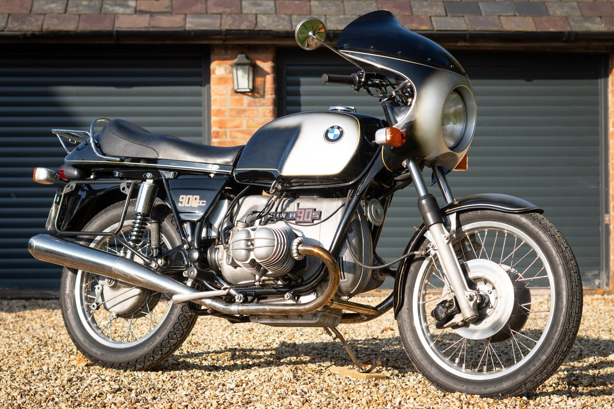 1974 BMW R90s MK1 For Sale (picture 1 of 6)