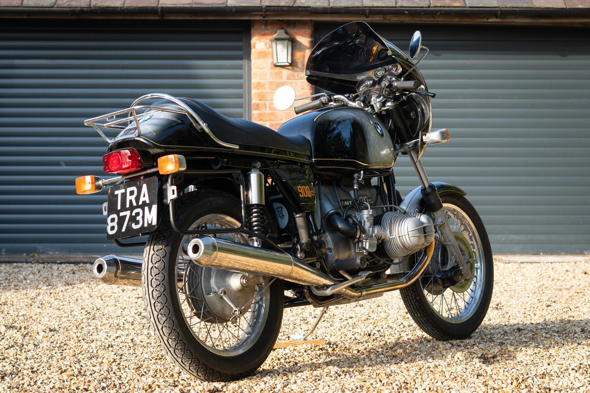 1974 BMW R90s MK1 For Sale (picture 2 of 6)