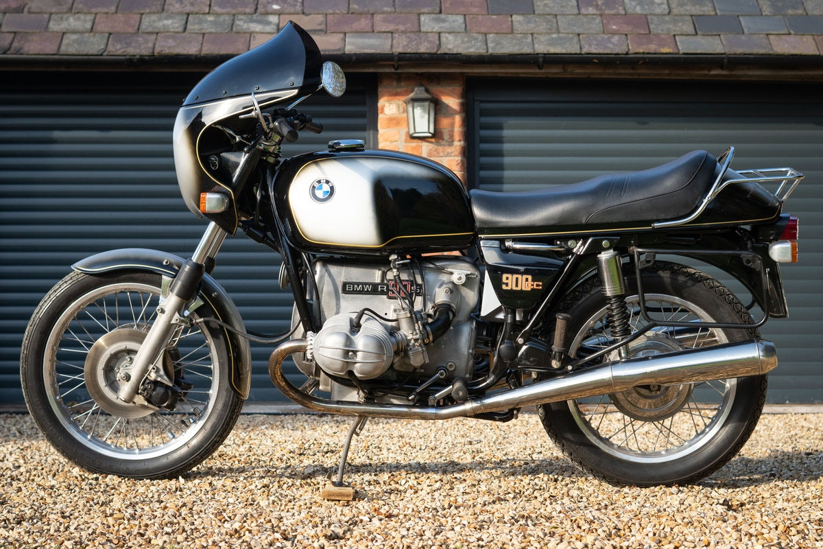 1974 BMW R90s MK1 For Sale (picture 3 of 6)
