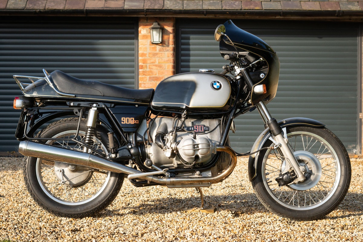 1974 BMW R90s MK1 For Sale (picture 4 of 6)