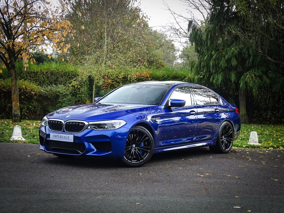 2018 BMW M5 SOLD (picture 1 of 20)