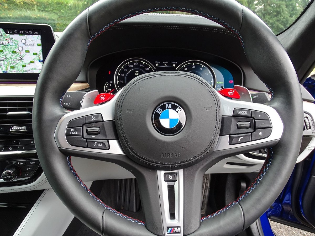 2018 BMW M5 SOLD (picture 8 of 20)