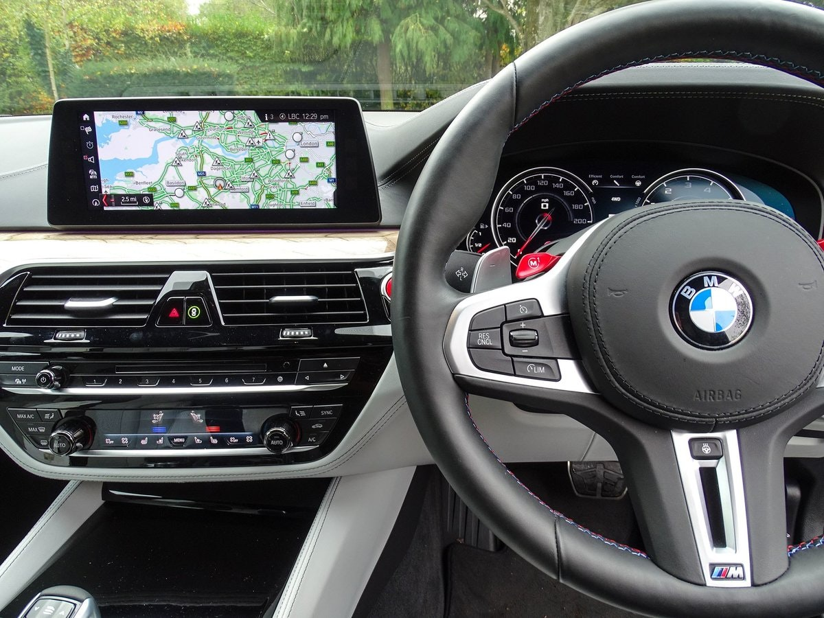 2018 BMW M5 SOLD (picture 9 of 20)