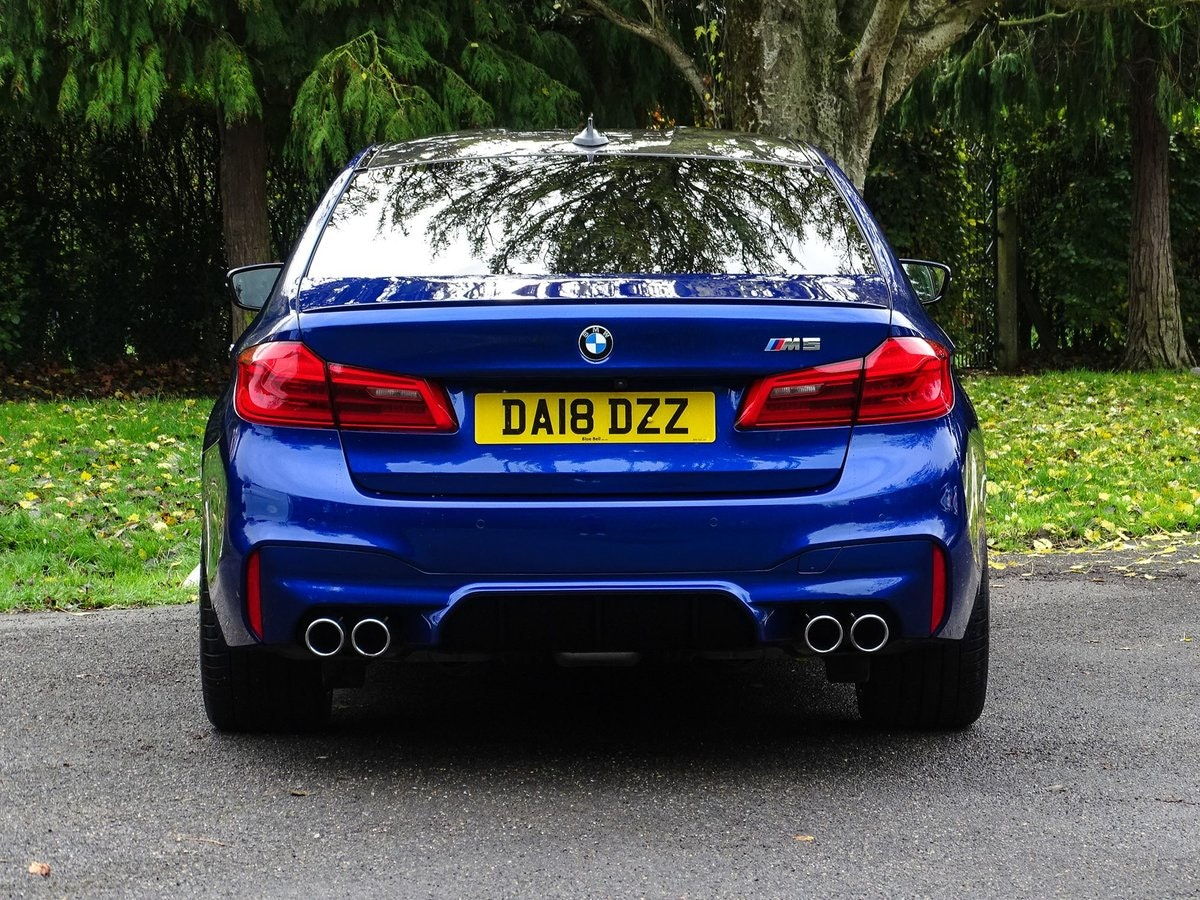 2018 BMW M5 SOLD (picture 12 of 20)