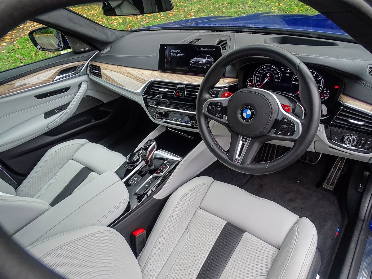 2018 BMW M5 SOLD (picture 20 of 20)