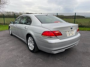 2008 BMW 7 SERIES 750li 4.8 AUTOMATIC LWB * SUNROOF * LOW MILEAGE For Sale (picture 2 of 6)