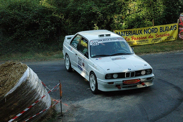1990 M3 Groupe A FIA For Sale (picture 1 of 1)