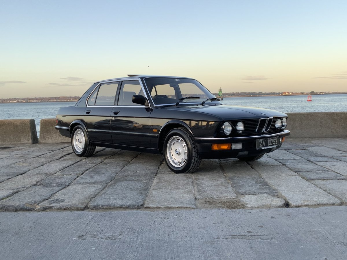 1985 M535i - Probably the Best RHD E28 SOLD (picture 3 of 6)