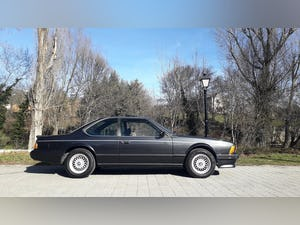 1988 Superb bmw 635 csi manual. Clima, full history! For Sale (picture 2 of 12)