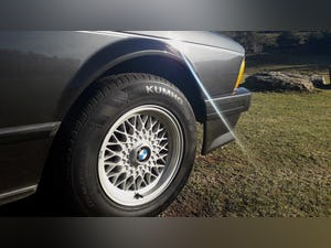 1988 Superb bmw 635 csi manual. Clima, full history! For Sale (picture 3 of 12)