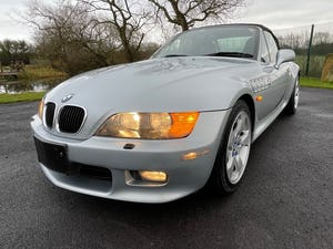 1998 BMW Z3 IMPORTED ROADSTER CONVERTIBLE 2.8 AUTOMATIC * ONLY 26 For Sale (picture 1 of 6)