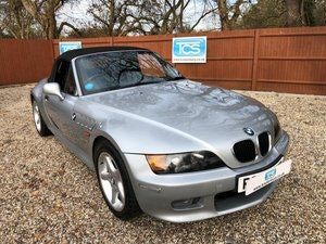 Picture of 1998 BMW Z3 2.8i Roadster (Wide-Body) 5-Speed Manual For Sale