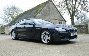 Picture of 2014 BMW 640D GRAND COUPE For Sale