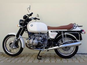 1981 BMW R100RT For Sale (picture 1 of 12)