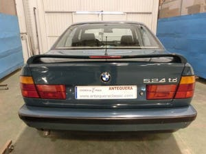 BMW 524 TD E34 - 1988 For Sale (picture 8 of 12)