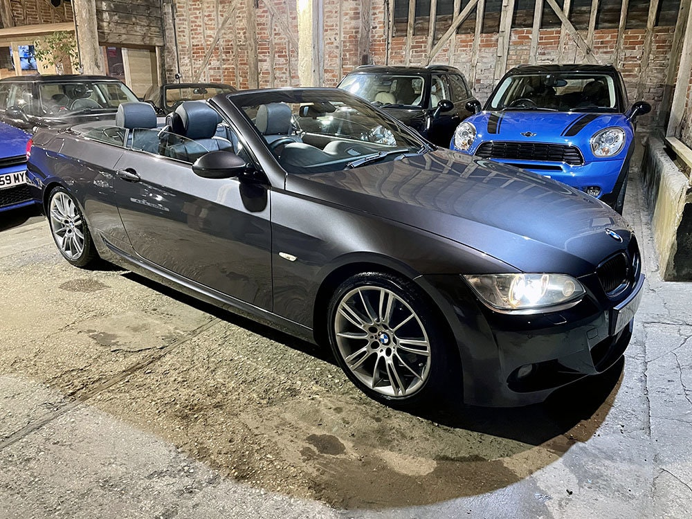 2010 BMW 325i M Sport Auto Convertible + RAC Approved For Sale (picture 1 of 1)