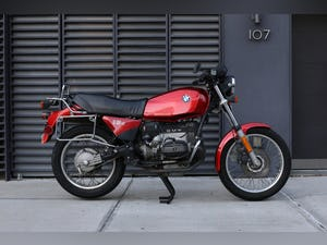 1983 BMW R80ST For Sale (picture 1 of 12)
