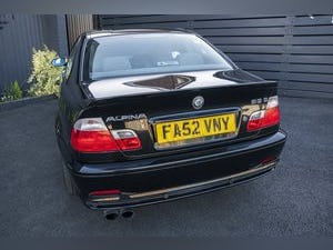 2002 BMW Alpina B3 S 3.4 For Sale (picture 7 of 20)
