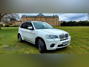 2013 BMW X5 3.0 XDRIVE40D M-SPORT, 302 BHP TWIN TURBO DIESEL For Sale (picture 2 of 12)