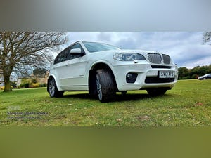 2013 BMW X5 3.0 XDRIVE40D M-SPORT, 302 BHP TWIN TURBO DIESEL For Sale (picture 3 of 12)