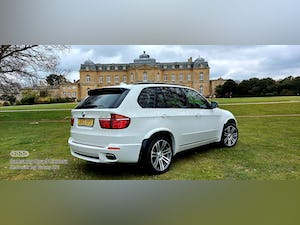 2013 BMW X5 3.0 XDRIVE40D M-SPORT, 302 BHP TWIN TURBO DIESEL For Sale (picture 4 of 12)