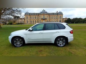2013 BMW X5 3.0 XDRIVE40D M-SPORT, 302 BHP TWIN TURBO DIESEL For Sale (picture 5 of 12)