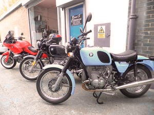 1978 BMW Boxers URGENTLY required (picture 5 of 6)