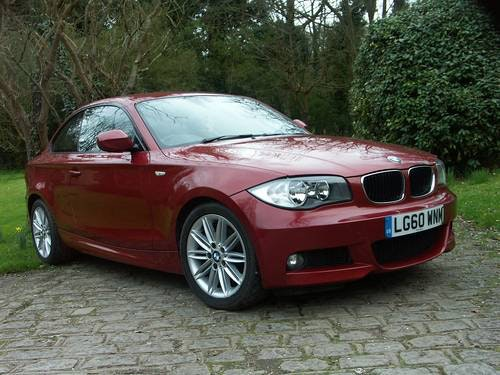 2010 BMW 1 Series 2.0 120d M Sport For Sale (picture 2 of 6)