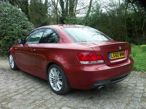 2010 BMW 1 Series 2.0 120d M Sport For Sale (picture 4 of 6)